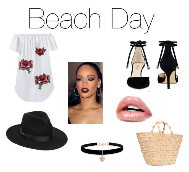 """""""Untitled #15"""" by armourmkayla on Polyvore featuring Nine West, Kayu, Lack of Color and Betsey Johnson"""