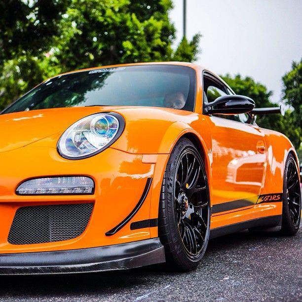 #Porsche 997 GT3 RS Great Ideas