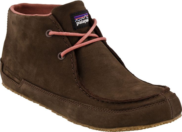 Patagonia Advocate Chukka Smooth Women (Sable Brown)
