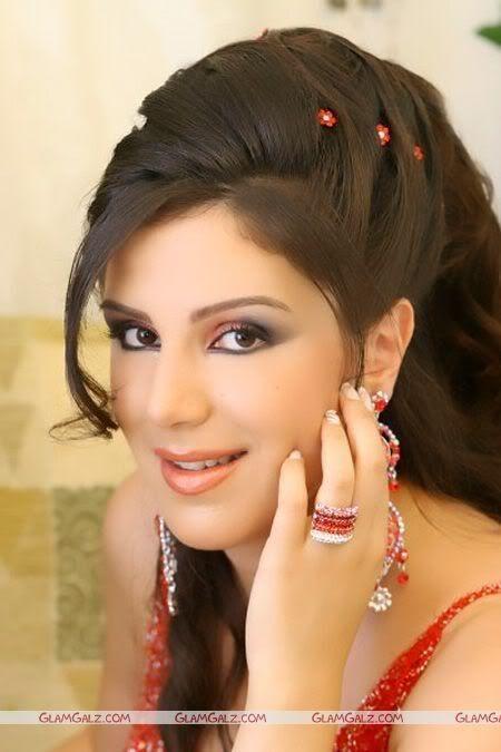arabic hairstyle 2013