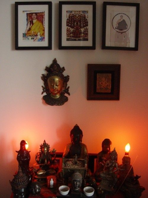 17 Best Images About Shrines And Altars On Pinterest: 15 Best Home Shrines And Altars Images On Pinterest