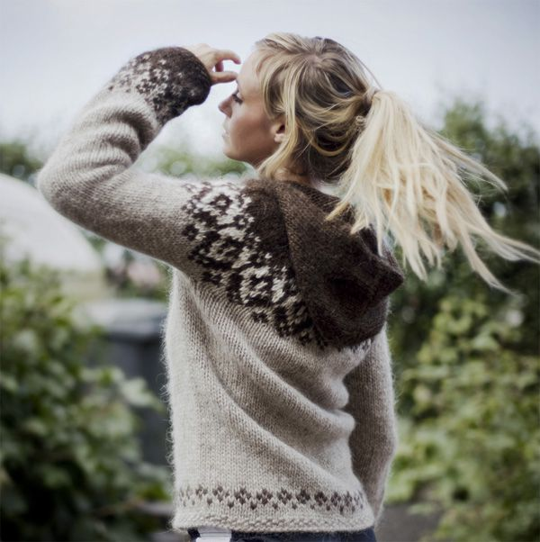 sweaters | Rebekka Guðleifsdóttir - a great knitter and a marvelous photographer. She is gorgeous!!!