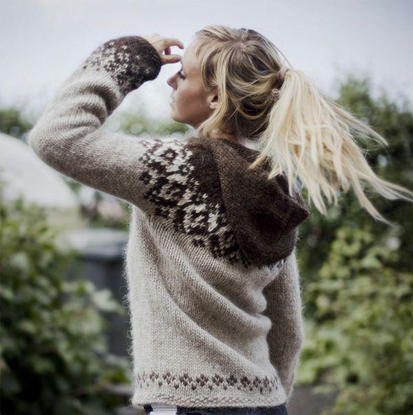 sweaters | Rebekka Guðleifsdóttir - a great knitter and a marvelous photographer. She is gorgeous!!!