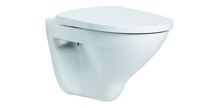 6002231 Porsgrund  Porsgrund Seven D Vegghengt toalett 525x370 mm.