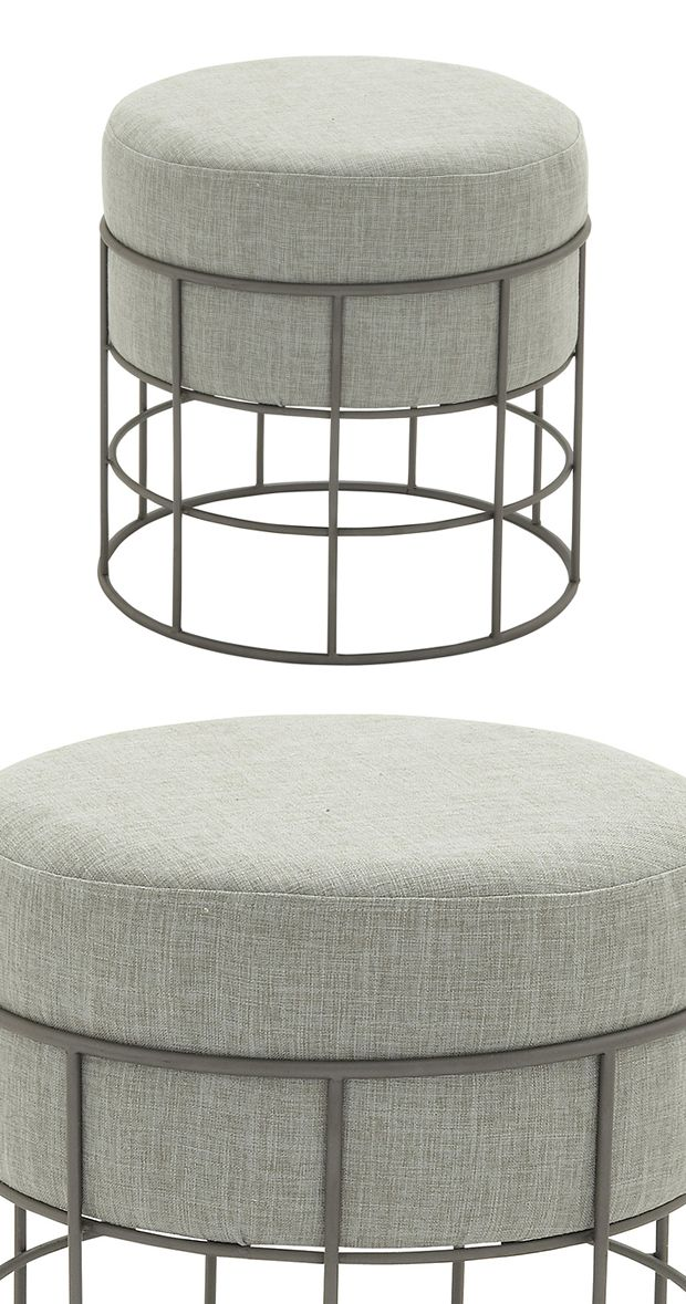 We loved the open and airy feel of this Elliott Outdoor Stool. Its round metal frame and nicely padded cushion offer transitional design appeal, as well as comfy seating in the fresh air of an outdoor ...  Find the Elliott Outdoor Stool, as seen in the White Washed Industrial Collection at http://dotandbo.com/collections/white-washed-industrial?utm_source=pinterest&utm_medium=organic&db_sku=114340