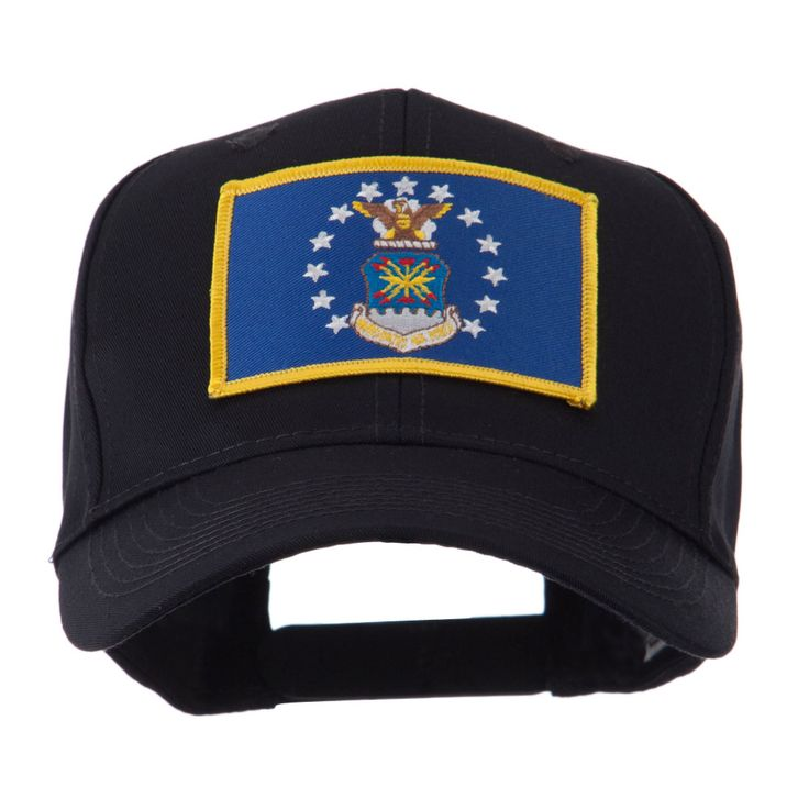 US Army Embroidered Military Patch Cap - Air Force