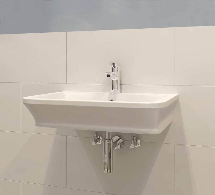 Умывальник в ванной, дизайнерский ремонт - стиль Берлин