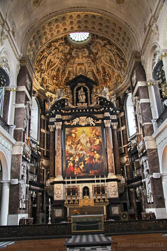 101 best images about baroque architecture on pinterest for Interieur design antwerpen