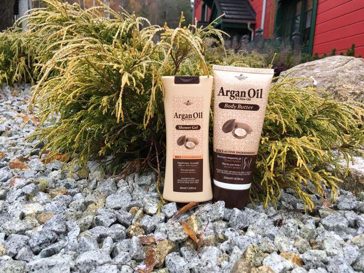 Próbowaliście już naszych intensywnie nawilżających kosmetyków ArganOil? Przyjechały prosto z Krety i zawierają ponad 90% naturalnych składników! W tym organiczną oliwe z oliwek.  Produkty dostępne wyłacznie w sklepie: www.biofemina.pl
