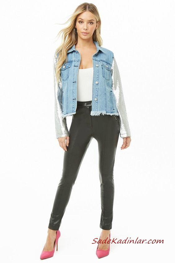 Blazer Ceket Jean Ve Beyaz Tisort Kombinleri Moda Sitesi Moda Stilleri Blazer Ceket Sokak Stili