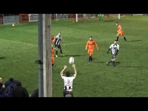 GOALS | Bilston Town 1 - 3 Stafford Rangers | Walsall Senior Cup [09.11.16]