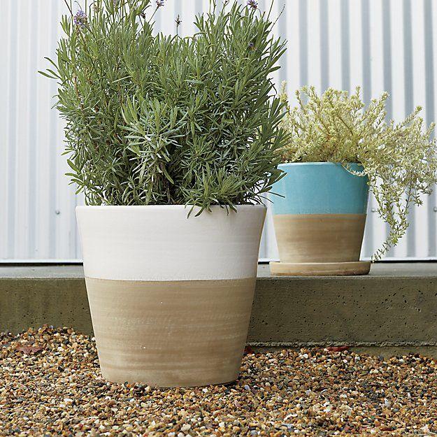 17 Best Ideas About White Planters On Pinterest Plants