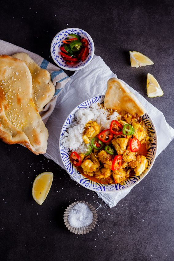 8 best images about recipes curry on pinterest red for Homemade fish food