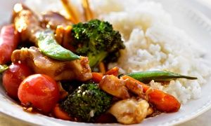 Groupon - Chinese Buffet Lunch for Two or Four at The Original Las Vegas Buffet (42% Off) in Green Valley North. Groupon deal price: $15