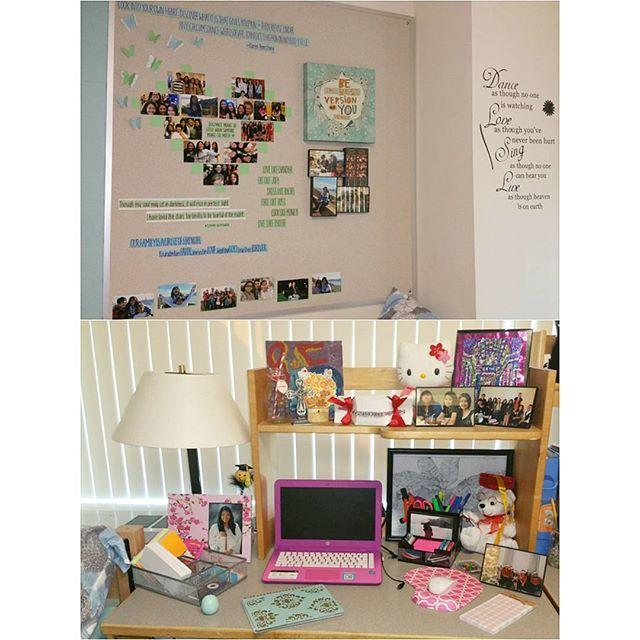 A Look Inside A UC Davis Residence Hall Room. Part 62
