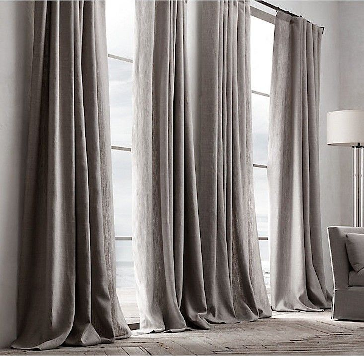 17 Images About Designer Grey Silver Platinum Gray Curtains On Pinterest
