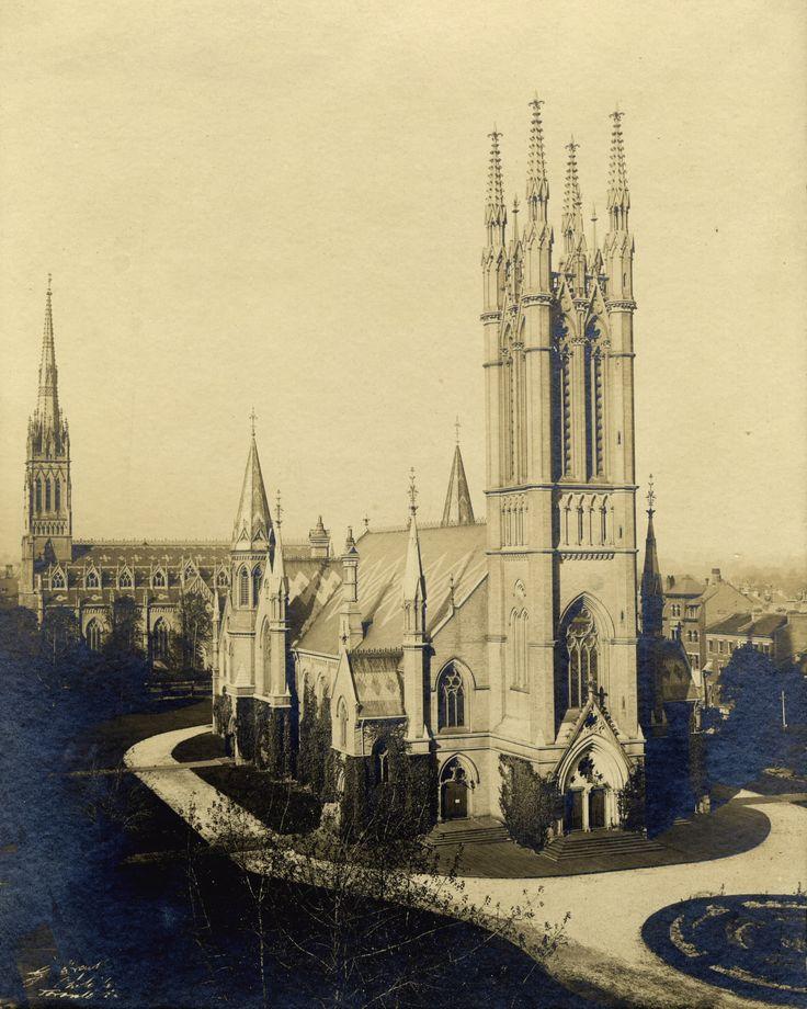 Metropolitan Methodist (United) Church, Queen St. E., Toronto Photo 1902