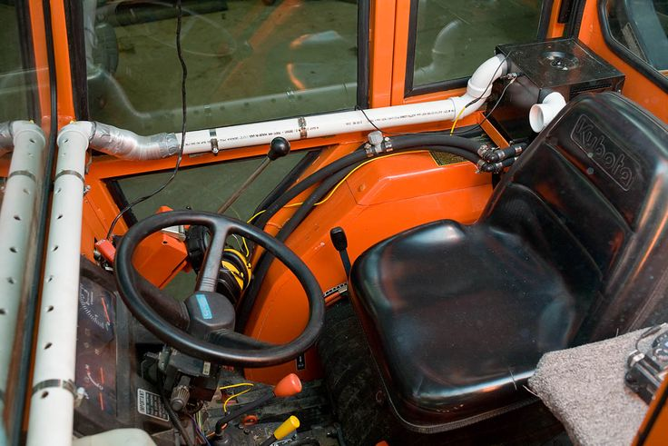 Having completed the second tractor cab for my 2003 Kubota L3000DT, the first being a miserable failure, I thought I would touch on some...