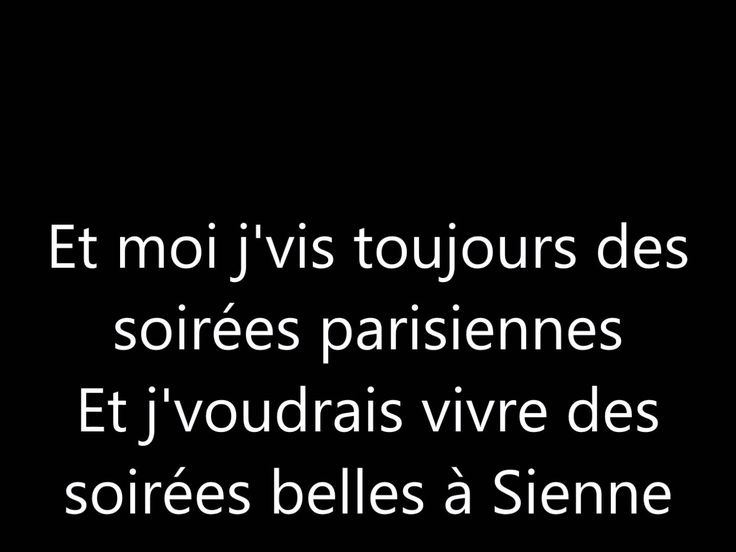 louise attaque- les nuits parisiennes