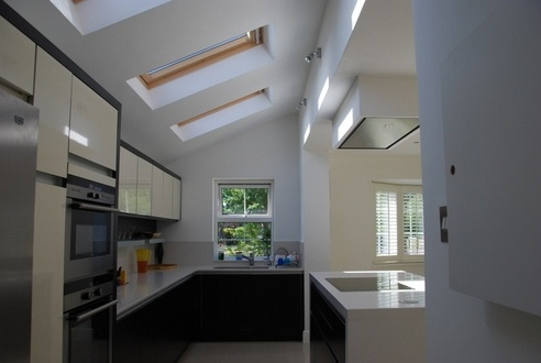 Victorian Side Extension 5