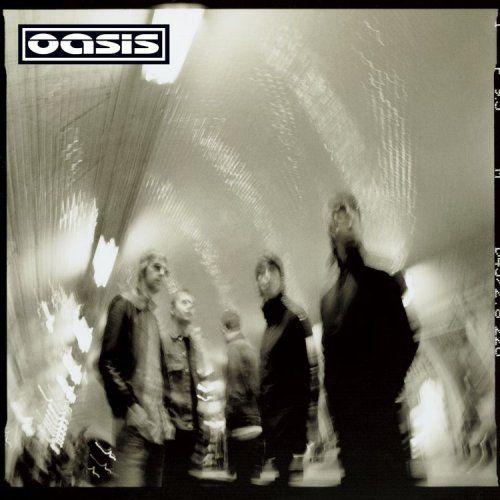 Oasis Heathen Chemistry Album Cover