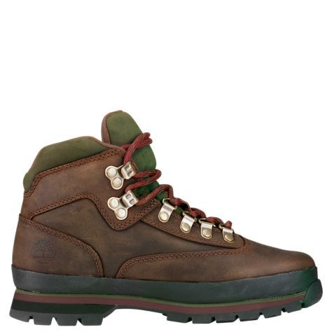 The women's Euro Hiker boots have been a Timberland customer favorite for  many years. These