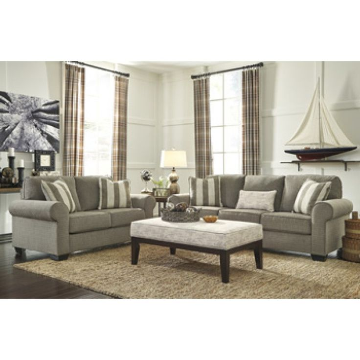 Baveria - Fog Living Room