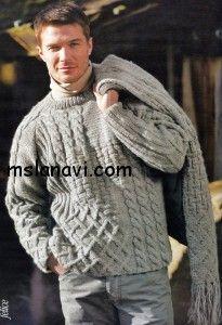 Пуловер для мужчин от Felice mslanavi.com
