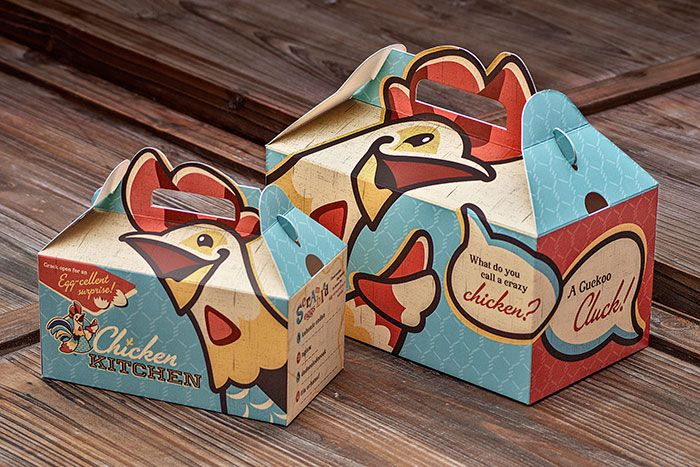 The branding is a unique, one-of-a-kind, fun and slightly folk art-inspired, meant to grab the attention of kids and parents alike.