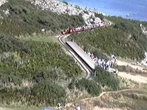Butlins Pwllheli Railway 1993