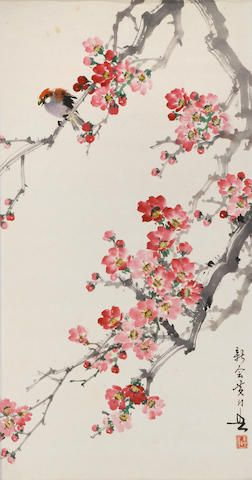 Huang Huanwu (1906-1985) Two paintings