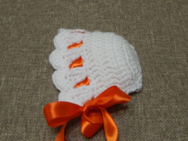 ✿ ❤ Gorrito para Bebe - Bebek için şapka yapılışı