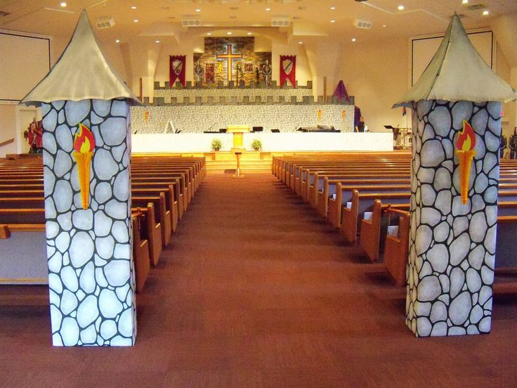 Pin by Carrie Wible Lemonovich on VBS | Mighty fortress