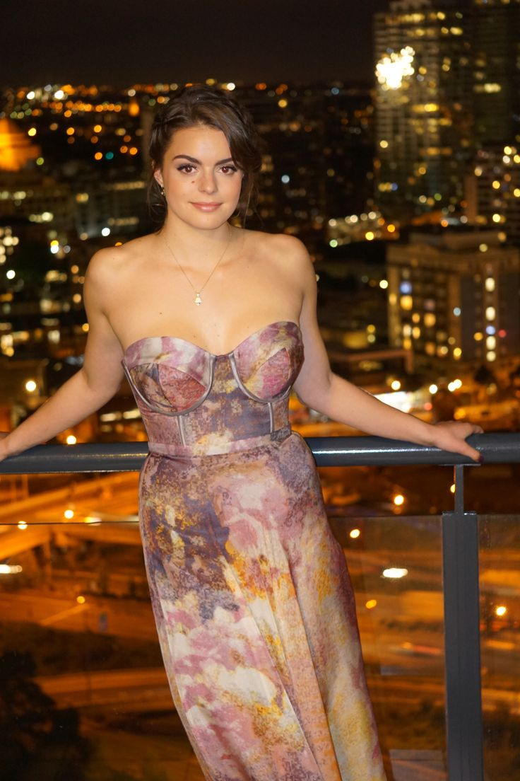 Sophie swimsuit cups inserted into beautiful gown!