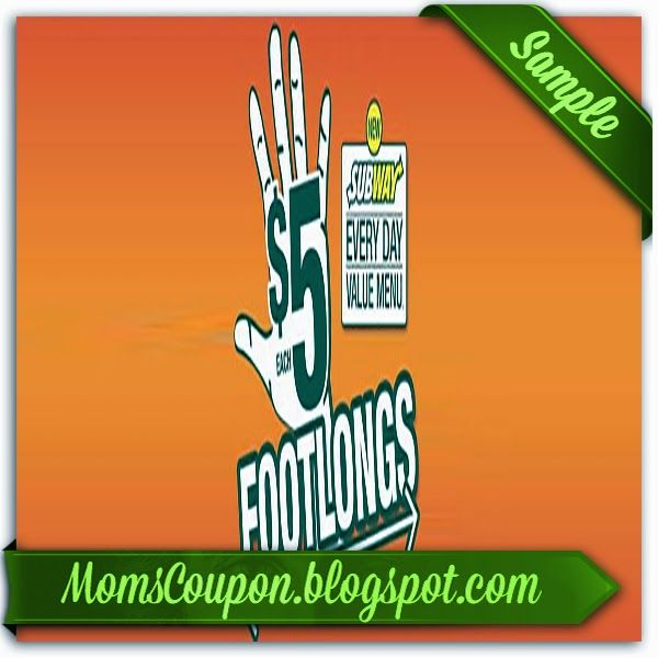 printable Subway coupons 20% coupon code February 2015