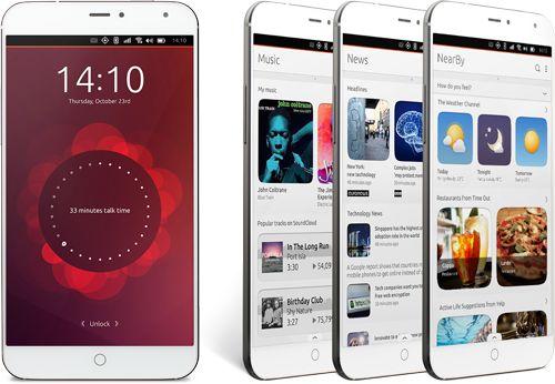 Meizu launches the Ubuntu MX4 for Developers in China  Ubuntu Phone