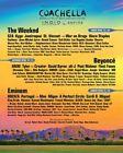 Coachella 2018 - Weekend 2 - Two GA Tickets  Car camping