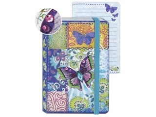 Punch Studio Journal Mini Enchantment Butterfly: Minis Dog Qu, Journals Minis, Minis Enchanted