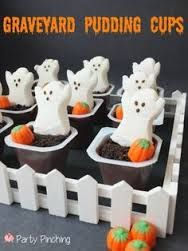 easy halloween treats for your classroom parties or just for fun - Halloween Birthday Party Ideas