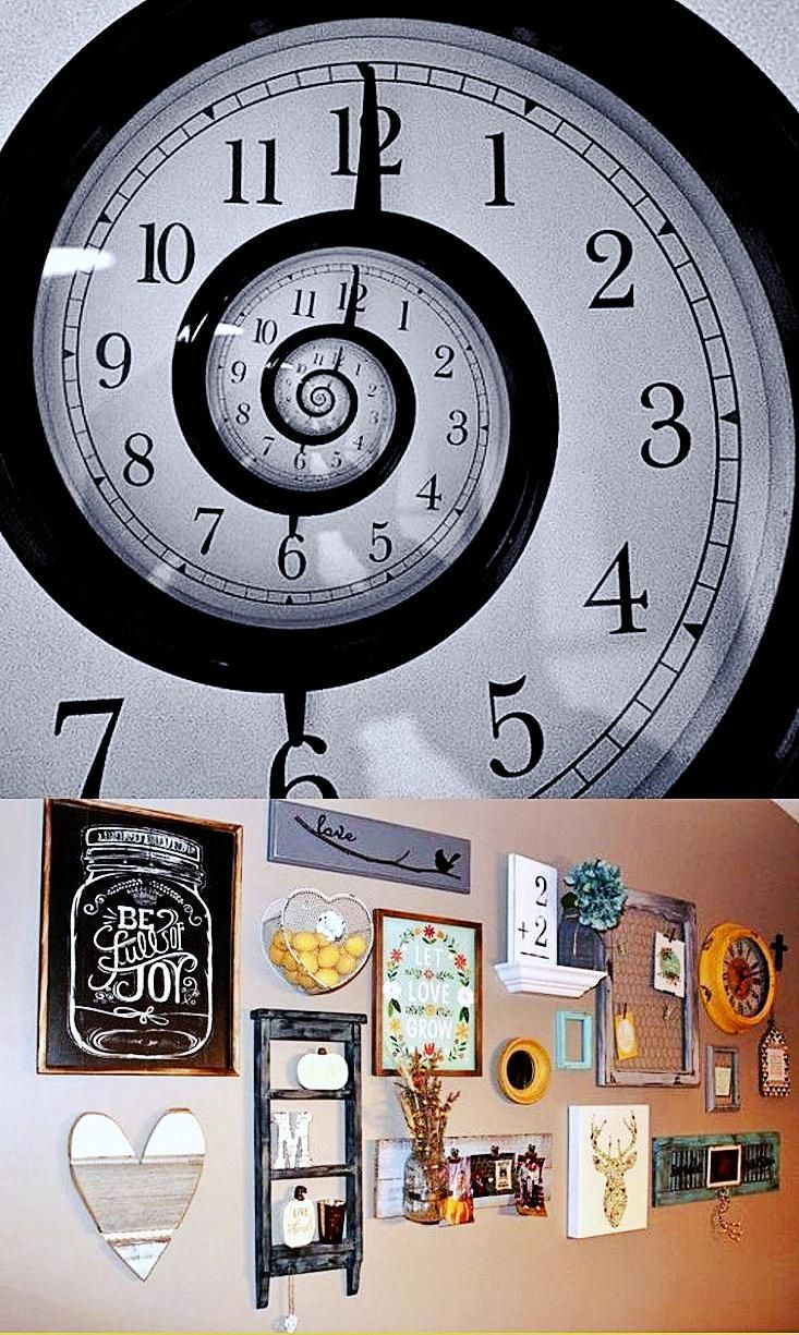Bernhard Products Black Wall Clock Silent Non Ticking 10 Inch Quality Quartz Battery Operated Round Easy To Read Home Office School Clock Prateleiras
