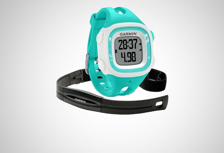 #Garmin Forerunner 15 GPS HRM