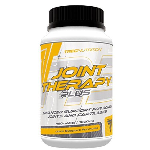 Trec Nutrition - Joint Therapy Plus - 180 tablets / 180 portions - Advanced Support For Bones, Joints And Cartilages - Glucosamine Suplhate, Chondroitin, Collagen, Ginger, Turmeric and Vitamin C Complex - http://alternative-health.kindle-free-books.com/trec-nutrition-joint-therapy-plus-180-tablets-180-portions-advanced-support-for-bones-joints-and-cartilages-glucosamine-suplhate-chondroitin-collagen-ginger-turmeric-and-vitamin-c-compl/