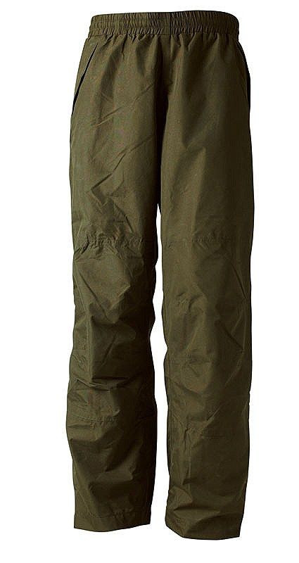 Seeland Waterproof Overtrousers Green - Cotswold Country LTD
