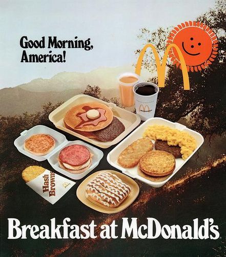 mcdonald's ad, worked for them in 1979 and got jobs for all my friends too, we had a blast after closing.