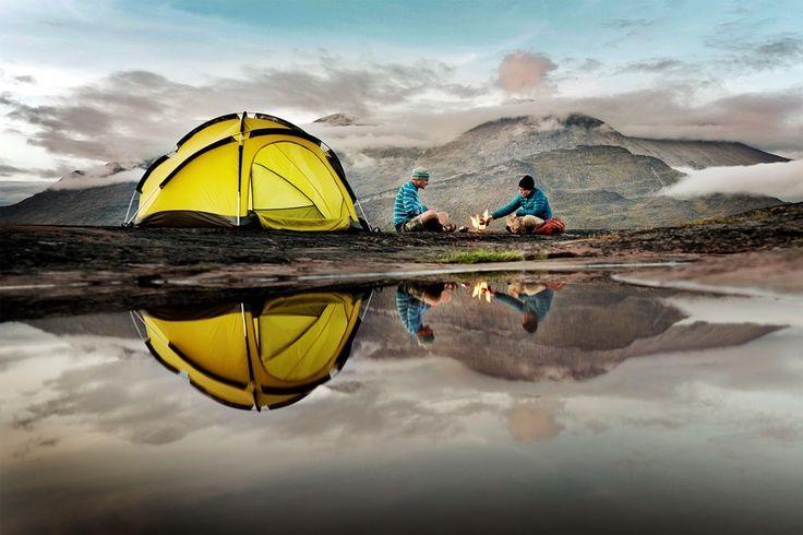 Vandring i Grønland - oplev Grønlands smukke natur til fods