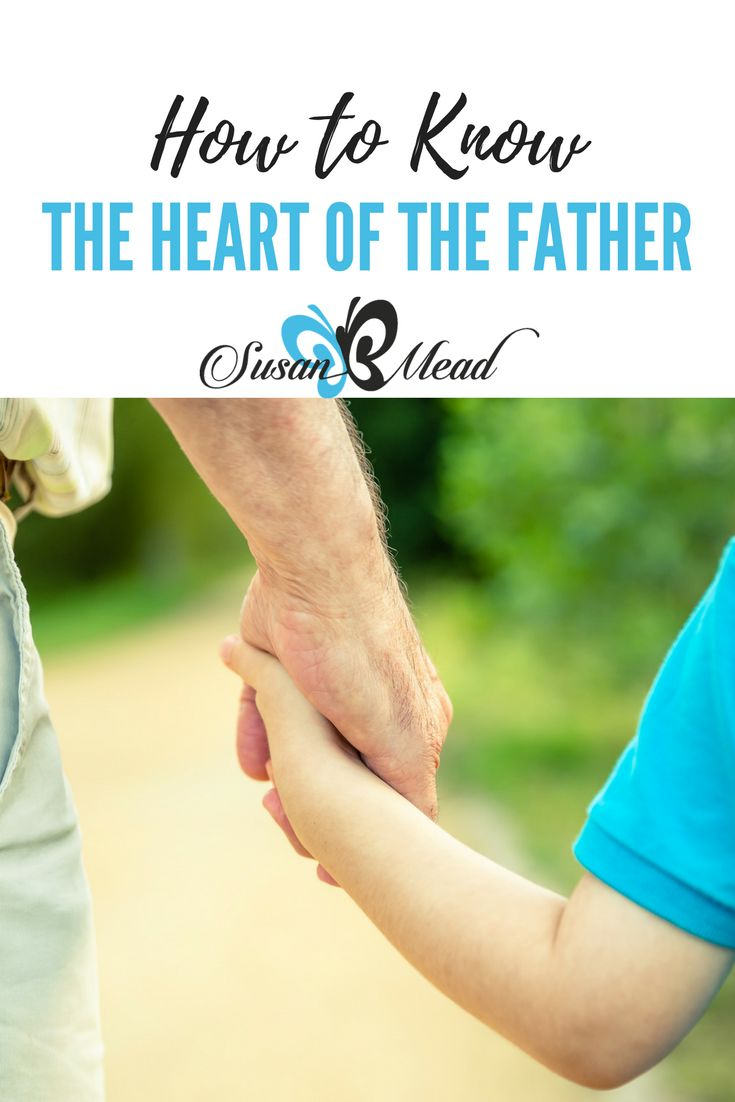 How to Know the Heart of the Father #book #prodigalson https://susanbmead.com/heart-father/