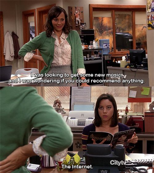 parks and recreation april andy relationship problems