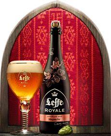 Leffe Royale Mapuche: niet slecht maar het blijft naar leffe smaken :-)