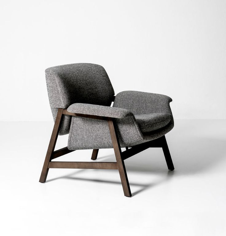 Agnese Armchair by Gianfranco Frattini for Tacchini. Available from Stylecraft.com.au