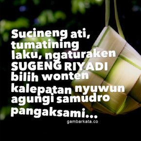Kata Kata Ucapan Idul Fitri Bahasa Jawa 290x290 Gambar Kata Ucapan Idul Fitri Bahasa Jawa